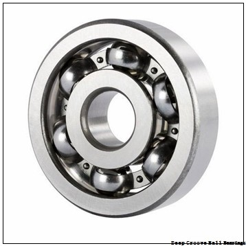 4 mm x 11 mm x 4 mm  skf W 619/4 R Deep groove ball bearings