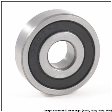 timken 6026-N-C3 Deep Groove Ball Bearings (6000, 6200, 6300, 6400)