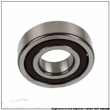 40 mm x 62 mm x 12 mm  SNR ML71908HVUJ74S High precision angular contact ball bearings