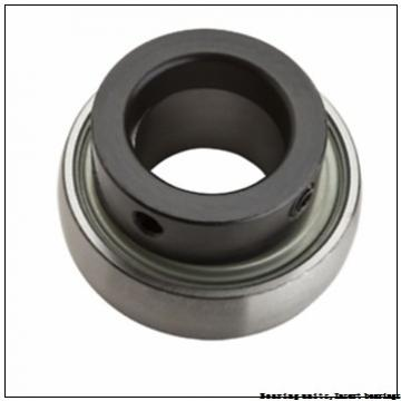 80 mm x 140 mm x 82.6 mm  SNR UC216G2L3 Bearing units,Insert bearings