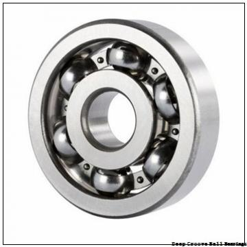 75 mm x 130 mm x 25 mm  skf 6215-RS1 Deep groove ball bearings