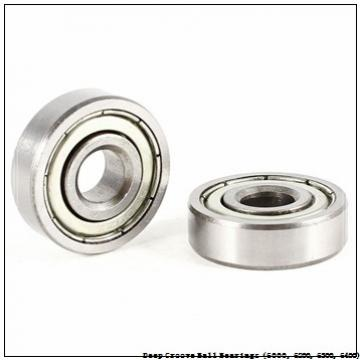 timken 6021-2RS-C3 Deep Groove Ball Bearings (6000, 6200, 6300, 6400)