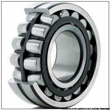 45 mm x 100 mm x 36 mm  SNR 22309EMKW33C3 Double row spherical roller bearings