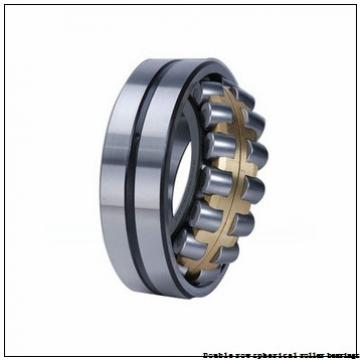 95 mm x 170 mm x 43 mm  SNR 22219.EAW33 Double row spherical roller bearings