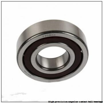 12 mm x 24 mm x 6 mm  SNR MLE71901CVUJ74S High precision angular contact ball bearings