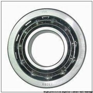 40 mm x 68 mm x 15 mm  SNR MLE7008HVUJ74S High precision angular contact ball bearings