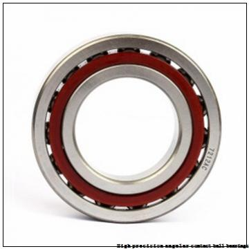 55 mm x 80 mm x 13 mm  SNR MLE71911CVUJ84S High precision angular contact ball bearings