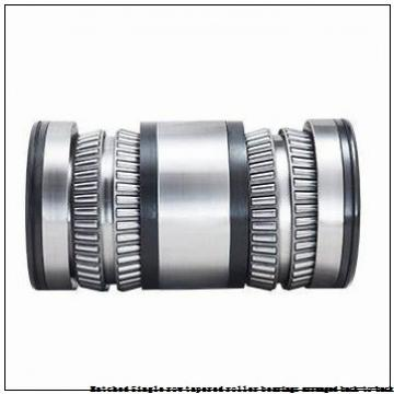 skf 32052T189 X/DB Matched Single row tapered roller bearings arranged back-to-back