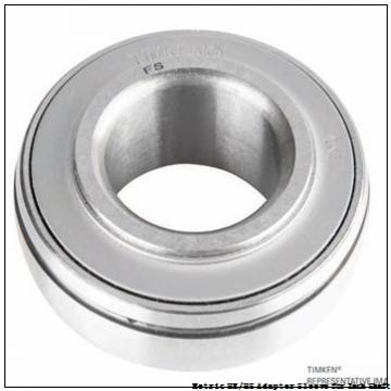 timken HS2307 Metric HE/HS Adapter Sleeve for Inch Shaft